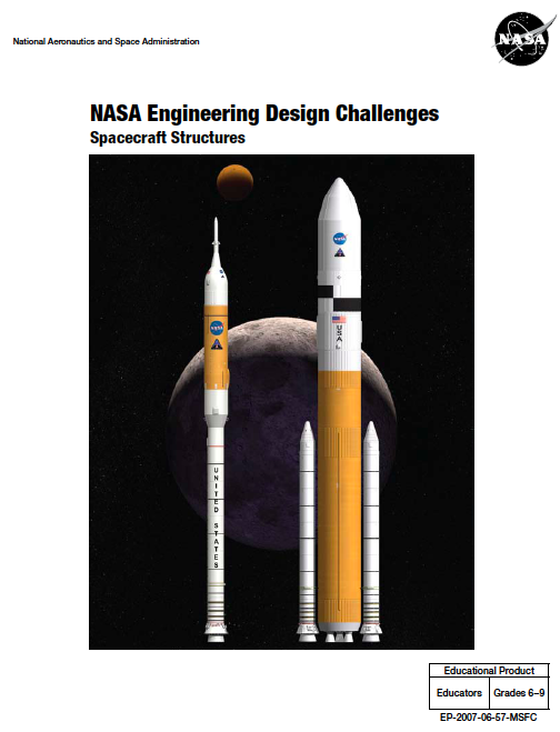 Nasa Engineering Design Process : Nasa engineering design challenges science for all