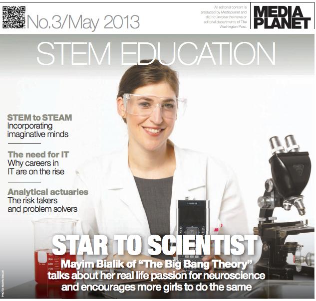 Washington Post- Special Supplement On STEM Education